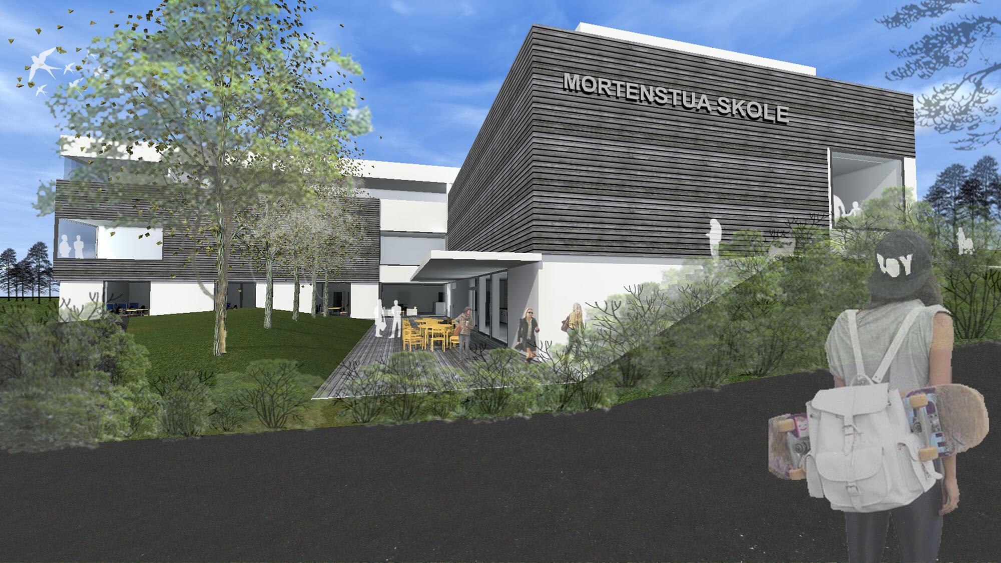 Mortenstua skole