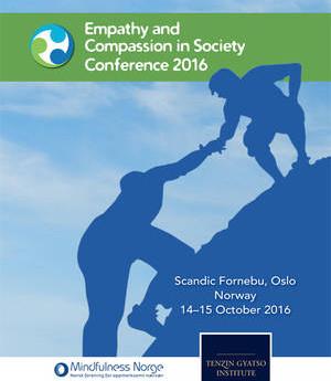 Mindfulnesskonferansen 2016 – Scandic Fornebu, Oslo 14. -15.oktober