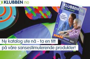 Ny katalog med våre sansestimulerende produkter er ute nå, ta en titt!